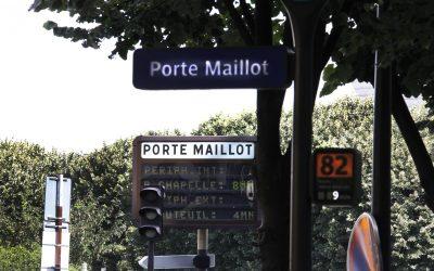 Campus Porte Maillot - Exterieur