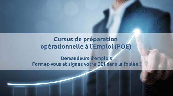Cursus POE - Préparation Opérationnelle à l'Emploi