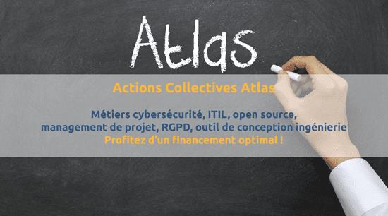Les formations EduGroupe référencées aux Actions Collectives Atlas
