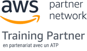 Logo AWS Partner Network Training Partner
