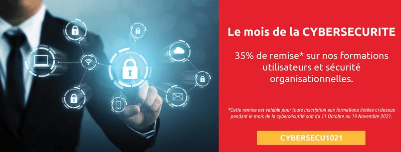 Mois de la Cybersécurité